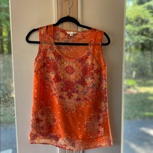 CAbi tank top size extra small